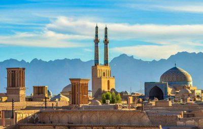 یزد: شهر بادگیرها