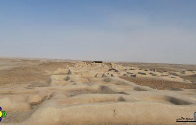 سایت تاریخی شهر سوخته