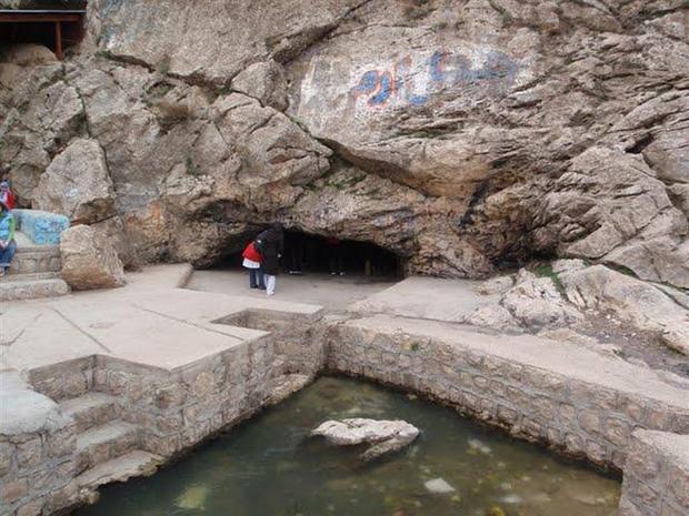گردشگاه پیر غار