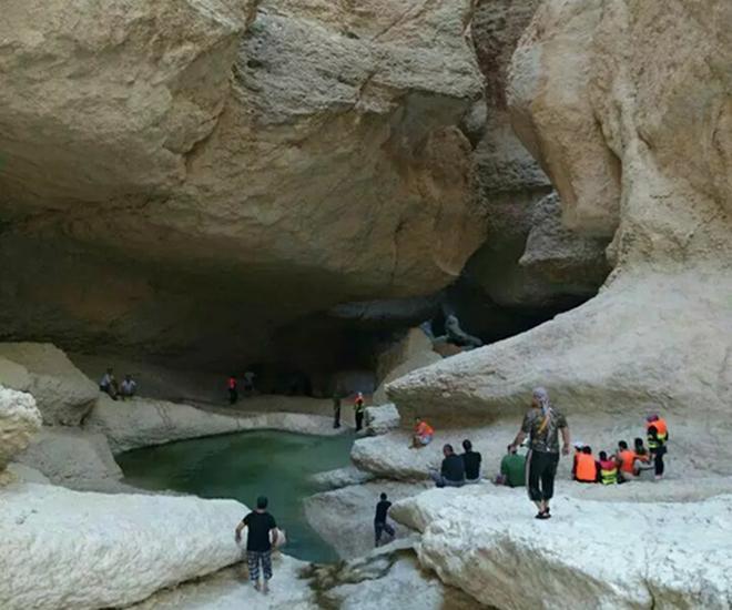 چشمه و آبشار بوجیر