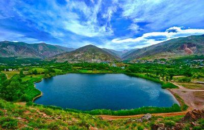 دریاچه اوان الموت