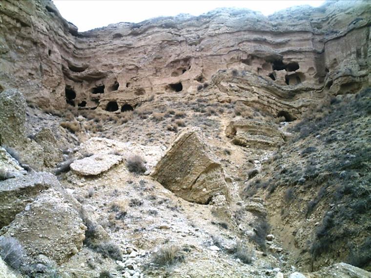 غارهای هنامه